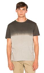 Конопляная футболка с переходным рисунком - Mollusk