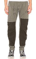 Зауженные брюки с манжетами powel 3d - G-Star