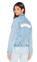 Джинсовая куртка best bitches - Understated Leather
