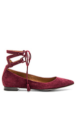 Балетки на шнуровке sienna - Frye