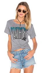 Футболка carolina panthers - Junk Food