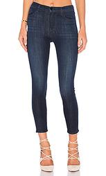 Укороченные джинсы с высокой посадкой alana - J Brand