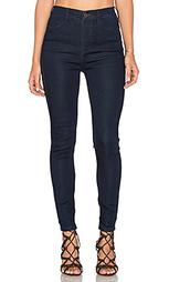 Облегающие джинсы с высокой посадкой cyndi - Free People