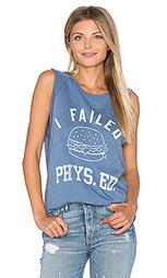 Майка i failed phys.ed - Junk Food