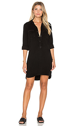 Cargo pocket shift dress - maven west