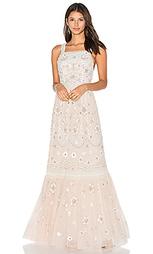 Вечернее платье с украшенным передником - Needle & Thread