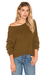 Вязаный пуловер с длинным рукавом - J.O.A.