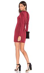 Платье с длинным рукавом - GLAMOROUS