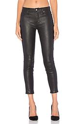 Узкие джинсы со швами на коленях - 7 For All Mankind