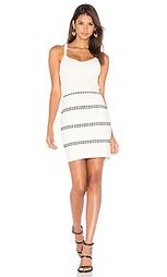 Платье без рукавов cat stitch - EGREY