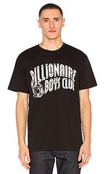 Футболка с отражающим рисунком arch logo - Billionaire Boys Club