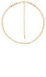 Ожерелье с тремя кристаллами pia - Amarilo