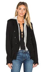 Куртка со скрытой молнией и капюшоном - 525 america