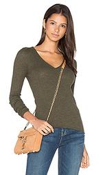 Свитер с v-образной горловиной linde - 360 Sweater