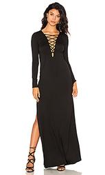 Платье с длинным рукавом jolene - Rachel Pally