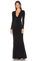 Платье-макси с длинным рукавом cherish - Nookie