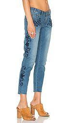 Укороченные джинсы lola - One Teaspoon