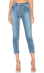 Укороченные джинсы gummy roller - Free People