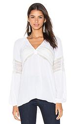 Блуза с вышивкой kate - RAMY BROOK