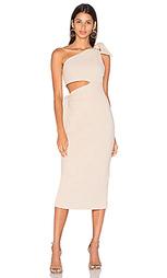 Платье из искусственной замши stegania - Misha Collection