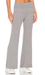 Спортивные брюки в рубчик thia - three dots