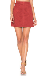 Serina faux suede skirt - Sanctuary