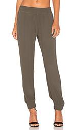Узкие спортивные брюки из крепа - MONROW