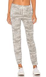 Нейтрально-камуфляжные спортивные брюки - MONROW