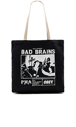Сумка тоут bad brains pma photo - Obey