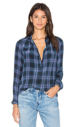Long sleeve plaid top - Rebecca Taylor
