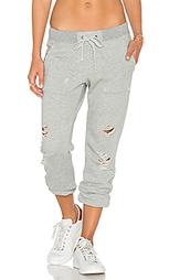 Рваные спортивные брюки - Pam & Gela