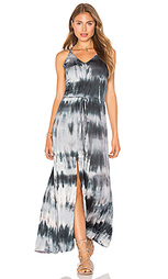 Макси платье на бретельках - Gypsy 05