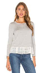Eyelet terry top - Rebecca Taylor