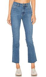 Укороченные расклёшенные джинсы colette - Paige Denim