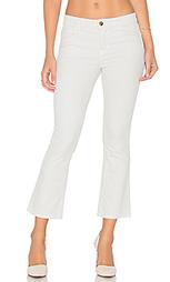 Укороченные джинсы средней посадки selena - J Brand