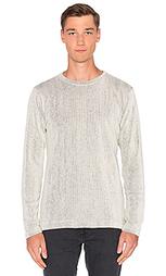 Шелковый пуловер в рубчик - JOHN ELLIOTT