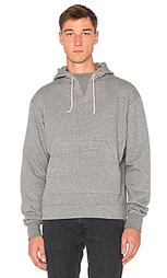 Пуловер с овальным вырезом kake - JOHN ELLIOTT