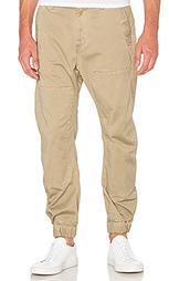 Зауженные брюки с манжетами и молнией bronson - G-Star