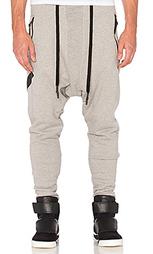Спортивные брюки с принтом - 11 by Boris Bidjan Saberi