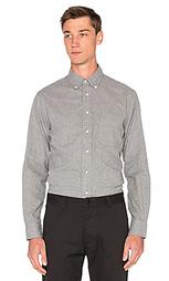 Фланелевая рубашка на пуговицах vintage - Gitman Vintage