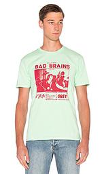 Футболка bad brains pma photo - Obey