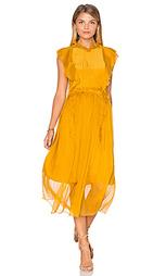Шелковое платье florence - Marissa Webb