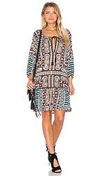 Короткое платье ashton - Cleobella