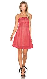 Мини платье think twice lace - keepsake