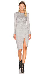Knotted a line midi dress - KENDALL + KYLIE