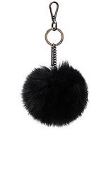 Maylee fox fur key chain - Soia & Kyo