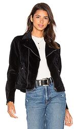 Велюровая куртка vintage mc - June