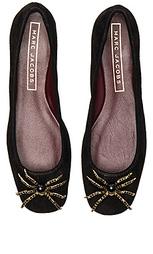 Балетки с украшением в виде паука molly - Marc Jacobs