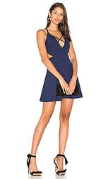Приталенное и расклешенное платье open eyes - NBD