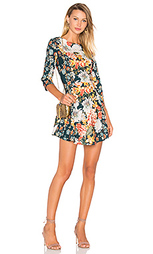 Платье солнцеклёш flora - FARM
